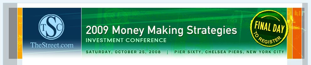2009 Money Making Strategies Investment Conference